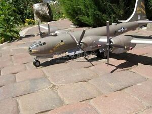Usa b29 flying fortress bombers plane paper model do it yourself diy image is loading usa b29 flying fortress bombers plane paper model solutioingenieria Images