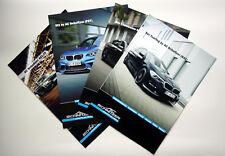 Prospekt 6 Seiten Bmw Ac Schnitzer S5 Limousine Und Touring 1997 Folder