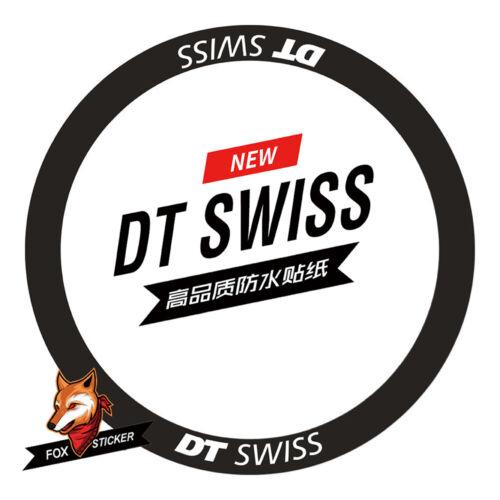 700c Road Bicycle Wheel Sticker 30//35//38//45//50//60//80//88mm Bike Rim Decal DTSWIS