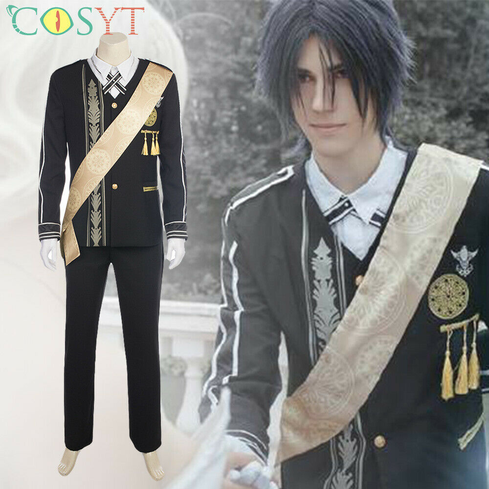FF15 Final Fantasy XV FFXV Noctis Prompto Ignis Gladiolus Cosplay Small Blanket