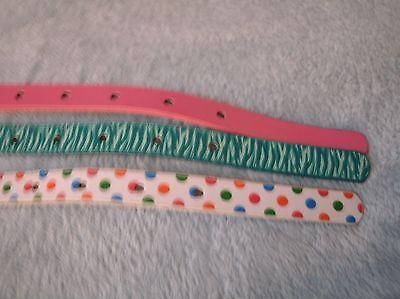 Xhileration Girls 3 Pack Belts NWT Sizes  S M L