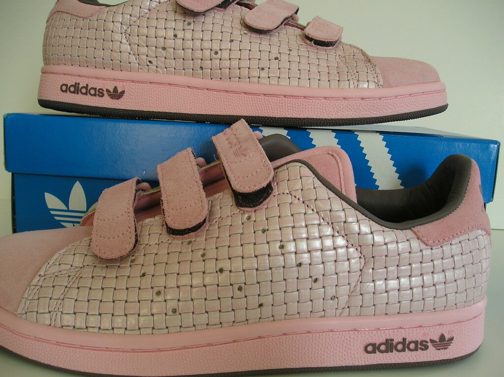 Raro adidas stan stan stan smith cm fafi scarpe tesoro gazzella superstar ~ donne sz 9 a395e5