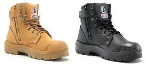 Steel-Blue-Argyle-Zip-Boot-Bump-Cap-RRP-199-99-FREE-POSTAGE