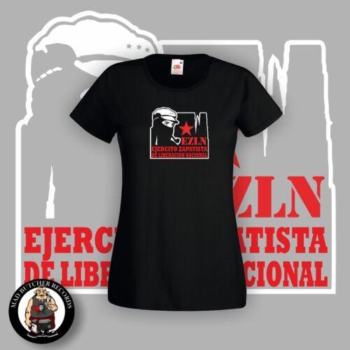 GRÖSSE S-L EZLN EJERCITO ZAPATISTA DE LIBERATION NACIONAL GIRLIE