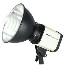 Kit Illuminatore da Studio Foto e Video Lampada DayLigh 150W a Luce Continua