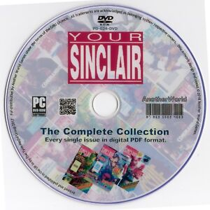 YOUR-SINCLAIR-Magazine-Collection-on-Disk-ALL-93-ISSUES-Spectrum-QL-ZX81-Games