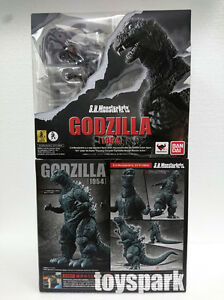 BANDAI S.H. MonsterArts GODZILLA 1954 150mm japan version shf action figure