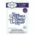Artisanat Patron CED3100 Sue Wilson Festive Collection - Merry Little Noel