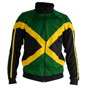 Rasta Reggae Veste Jamaica Drapeau Afrique
