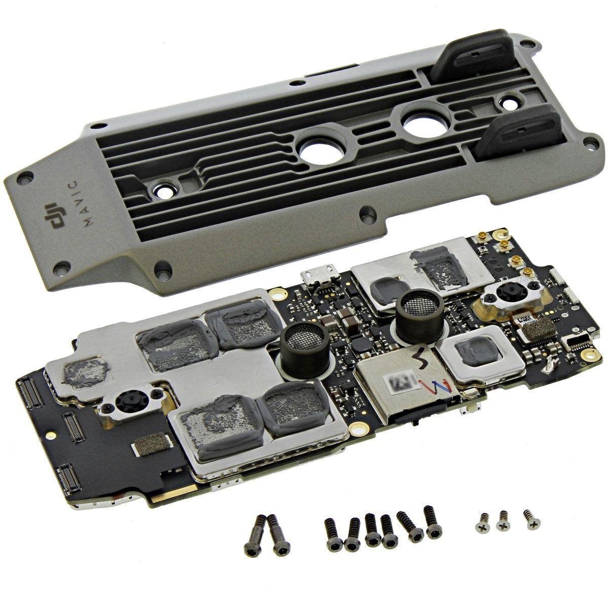 ✔ Genuine DJI Mavic Pro-nueva junta de núcleo principal un & Downward Vision Sensores