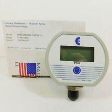Cecomp Dpg2000bbl300psig 5 Intrinsically Safe Digital Pressure Gauge 0 300 Psi