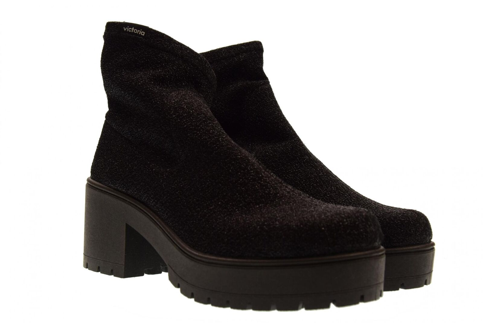 Victoria A18us women's ankle boots shoes with heel 095124