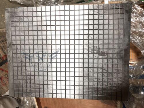 "Brand new-Cast iron machinist lapping plate 12x16/"" size 4/"" height"