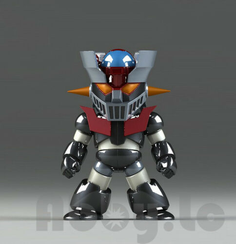 Magic Cast SD BB GK Mazinger Z Robot Recast Full Action Resin Model Garage Kit