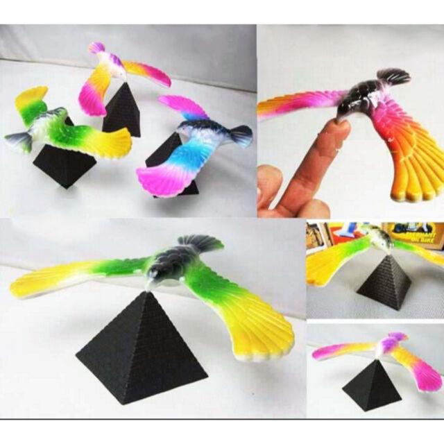 Balance-Eagle Bird Toy Magic Maintains Balance Fun Learning-Gag Toy for Kid OA5