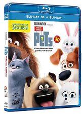 PETS: VITA DA ANIMALI 3D (BLU-RAY 3D + 2D) ANIMAZIONE UNIVERSAL
