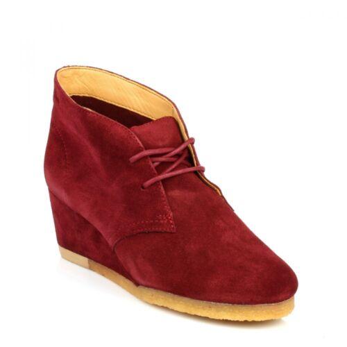 Nuovo Yarra dimensioni Originals Desert Suede Wine Boots Clarks Varie 6rUqRHTc6