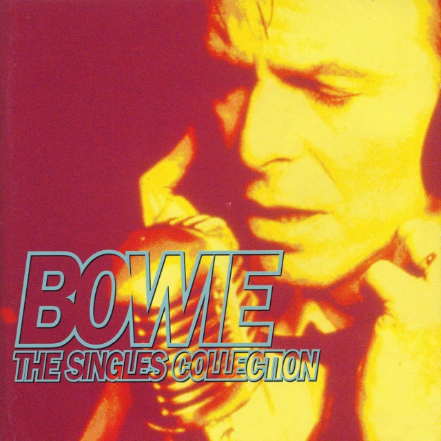 DAVID BOWIE: THE SINGLES COLLECTION, rock, CD,…