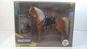 Breyer No. 758 Roy Roger's Trigger Hollywood Horses Series with Video