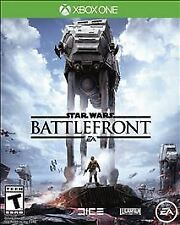 Star Wars: Battlefront (Microsoft Xbox One)  FACTORY SEALED NEW