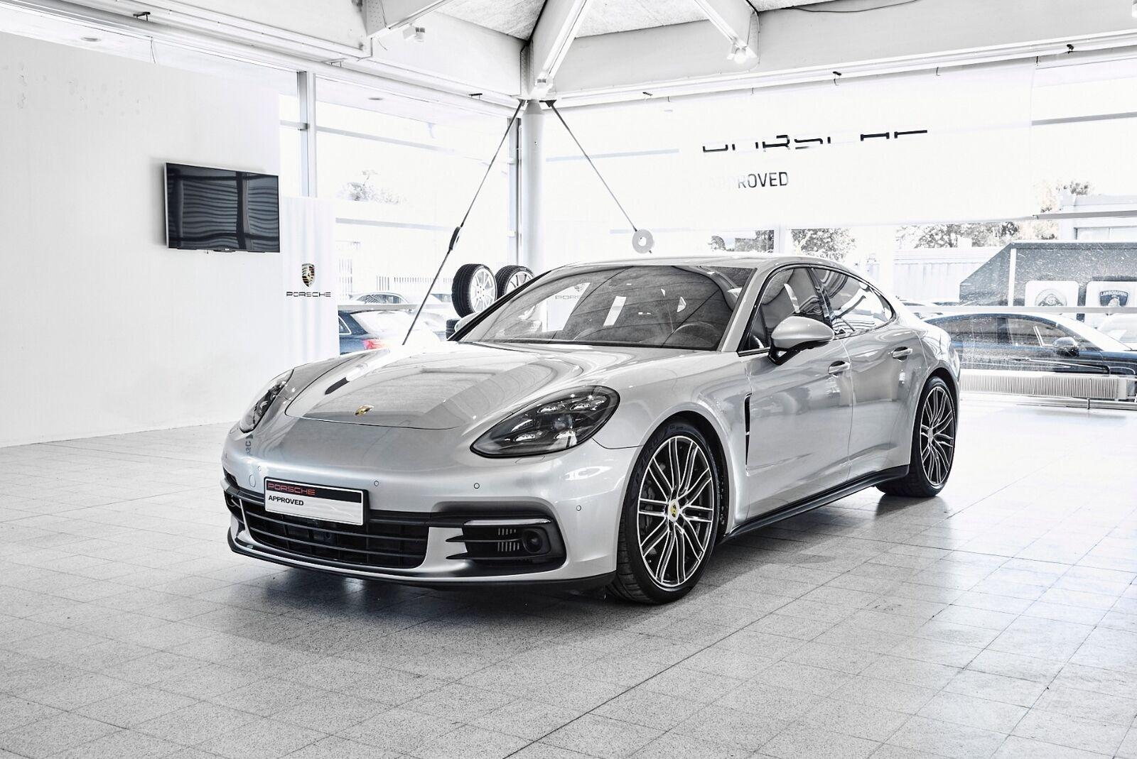 Porsche Panamera 4S 4,0 D PDK 5d - 7.750 kr.