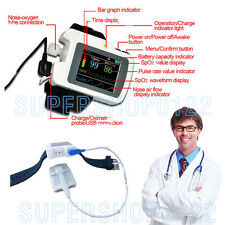 CONTEC New RS01 Respiration Sleep Monitor,Wrist Sleep Apnea Screen Meter + SW