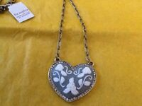 Stunning Lia Sophia Necklace- Great For Holiday Gift Giving