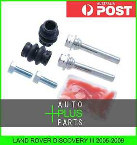 Fits-LAND-ROVER-ROVER-DISCOVERY-III-2005-2009-Brake-Caliper-Slide-Pin-Brakes