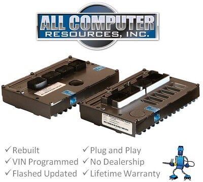 2001 Chrysler Town Country 3.8L PCM ECU ECM Part# 5127670 REMAN Engine Computer