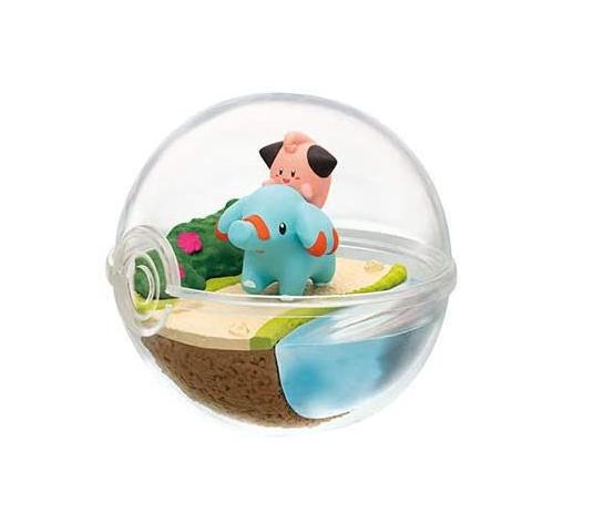 Pokemon 7 pièces gomme Set