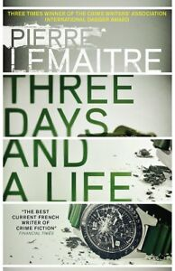 Three-Days-and-a-Life-Lemaitre-Pierre-New-condition-Book