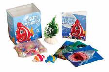 NEW The Desktop Aquarium (Mega Mini Kit): Just Add Water! (Mega Mini Kits)