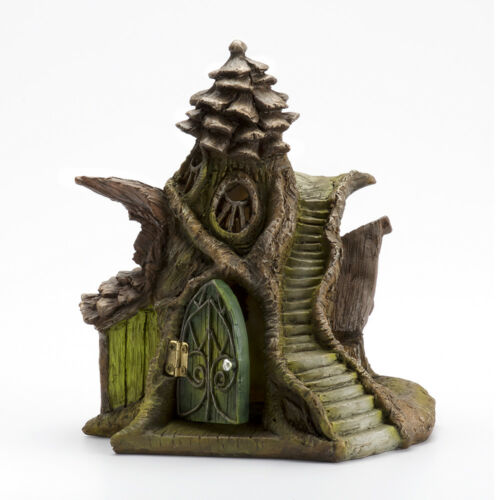 Accessories Miniature Dollhouse FAIRY GARDEN Merlin/'s Manor