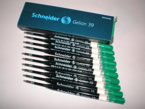 10x Schneider Gelion 39 grün Gelmine 0,4 G2-Format Geltinte 103904 NEU/&OVP