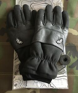 Line-of-Fire-Fly-By-Black-Gloves-L-With-36-Tegs-Tape-Included
