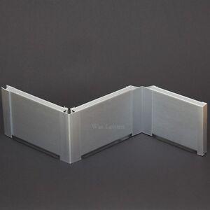 3m und 1 5m sockelblende sockel k chensockel und zubeh r h he 150mm ebay. Black Bedroom Furniture Sets. Home Design Ideas