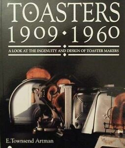 BOOK-LIVRE-BOEK-BUCH-TOASTERS-GRILLE-PAIN-1909-1960