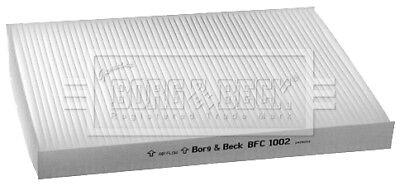 VW Corrado 53I 2.0i 16V Genuine Borg /& Beck Cabin Pollen Interior Air Filter