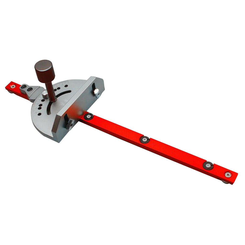 Miter Gauge Table Saw Router Miter Gauge Sawing Assembly Ruler Woodworking Tool
