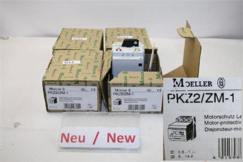 moeller motorschutz leistungsschalter pkz2//zm-1 motor protective circuit breaker