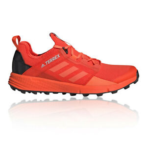 Details about adidas Mens Terrex Agravic Speed LD Trail Running Shoes Trainers Sneakers Orange