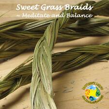Sweetgrass Braid Smudge - 1 CT