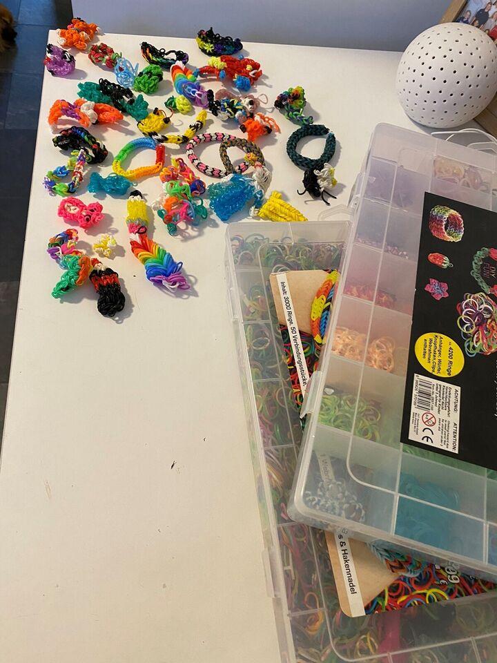 Andet legetøj, Rainbow loom, Rainbow loom