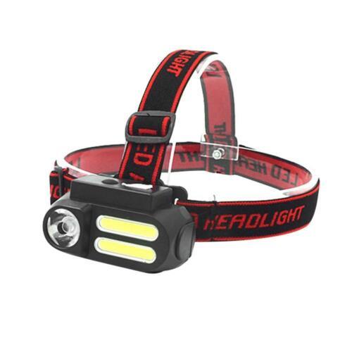 LED Scheinwerfer 2x COB XPE 4 Modi Tragbare wasserdichte wiederaufladbare Schein