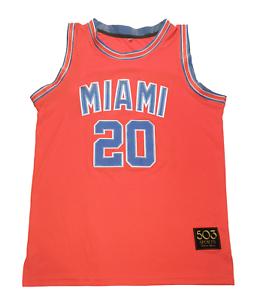 San Diego Sails Customized Basketball Jersey ABA