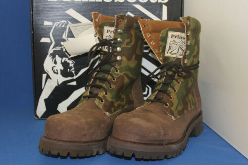 Worker Prime Neu Look Military Stiefel 41 B Gr Army Logger Boots 1dZfd