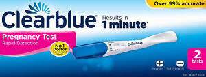 Pregnancy-Test-2-Clearblue-Rapid-Detection-Testing-Kits-Results-in-1-Minute
