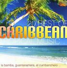 20 Best of Carribean Tropical Music by Pablo Cárcamo (CD, Apr-2002, Arc Music)
