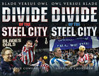 Divide of the Steel City: Blade Versus Owl by Steve Cowens, Anthony Cronshaw (Hardback, 2007)