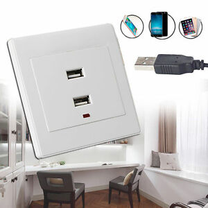 2-3-4-6-Adaptador-de-corriente-USB-AC-DC-cargador-de-enchufe-de-pared-KY